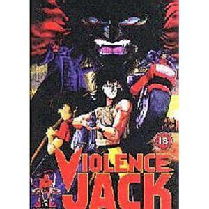DVD MANGA DVD Violence jack