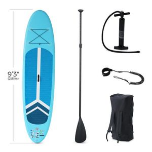 STAND UP PADDLE Pack stand up paddle gonflable Julio 9'3'' avec po