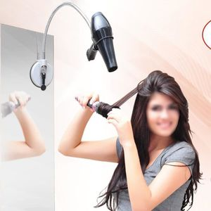 SÈCHE-CHEVEUX Mains libres Sèche-cheveux Support mural de cheveu