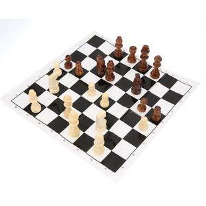 Jeu d/'échecs-échecs Cassette-standard-Largeur Env 31 CM