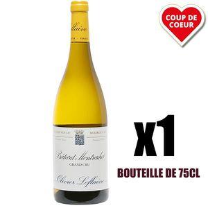 VIN BLANC X1 Bâtard-Montrachet Grand Cru 2011 75 cl Olivier