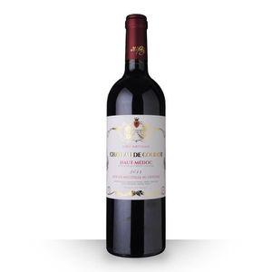 VIN ROUGE Château de Coudot 2014 Rouge 75cl AOC Haut-Médoc -