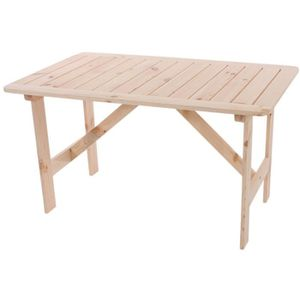 110 de Hespéride Table jardin 70 Greensboro cm x rectangle 3RL5j4A