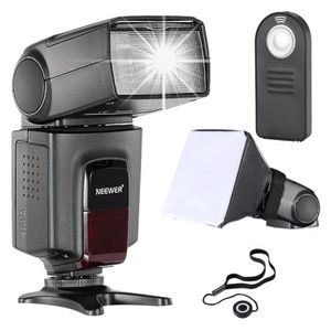 FLASH Neewer TT560 Flash Speedlite Kit pour Canon Nikon