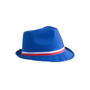 CHAPEAU - PERRUQUE Chapeau Ganster France - Supporter Multicolor