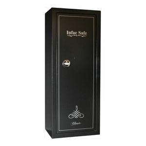 COFFRE FORT Infac - Coffre fort Infac 5 étagères amovibles lar
