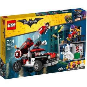 ASSEMBLAGE CONSTRUCTION LEGO® 70921 Batman Movie TM : L'attaque boulet de