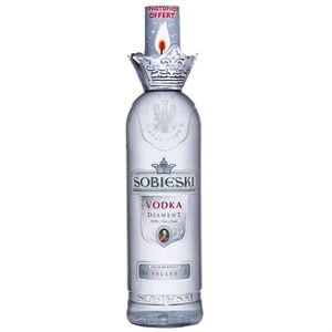 VODKA Vodka Sobieski Diament 70cl