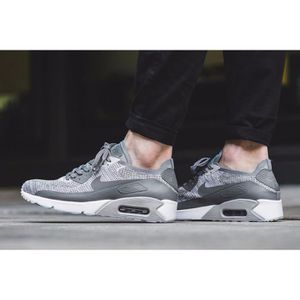BASKET Baskets Nike Air Max 90 ULTRA 2.0 Flyknit 875943-0