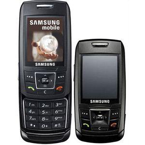 Téléphone portable Samsung E250 - Débloqué