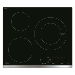 PLAQUE INDUCTION Table de Cuisson Induction SAUTER SPI4360X