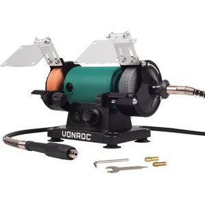 MEULEUSE VONROC Affûteuse multifonction  - 75 mm - BG501AC