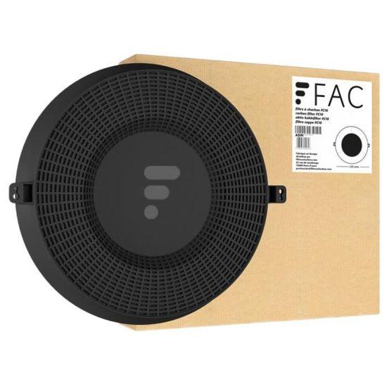 4 x graisse, 2 x filtres /à charbon Spares2go Kit de filtre /à graisse pour aspirateur de cuisine Airlux