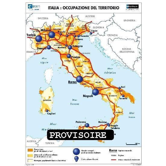 Carte Italie En Italien Population Economie Achat Vente Livre Collectif Eduscope Parution 30 Aout 2006 Pas Cher Cdiscount