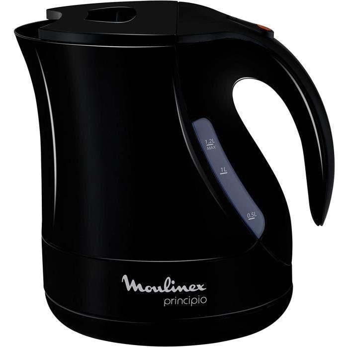 bouilloire electrique Moulinex - BY1078 - Bouilloire Electrique, 2400 watts, Noir207