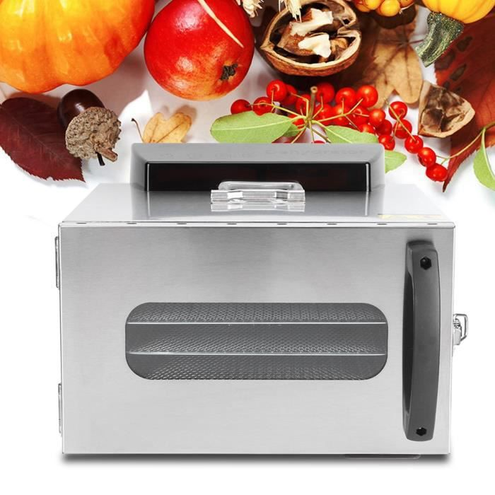 YOSOO déshydrateur d'aliments Mini machine intelligente de dessiccateur de légumes de fruits de déshydrateur de nourriture
