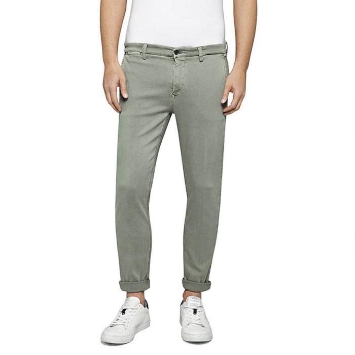 Vêtements Homme Pantalons Replay Zeumar