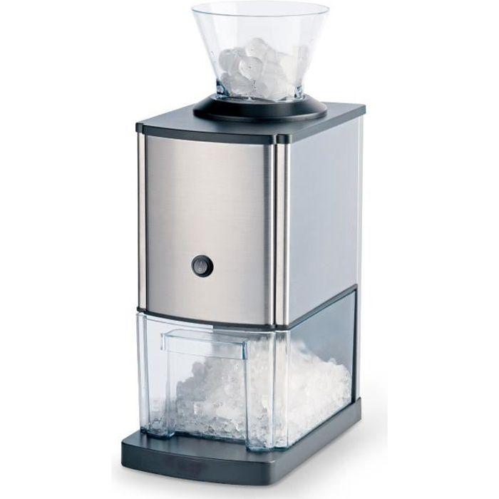 NAELIA KIT-ICR03-NAE Broyeur à glace XL - Inox