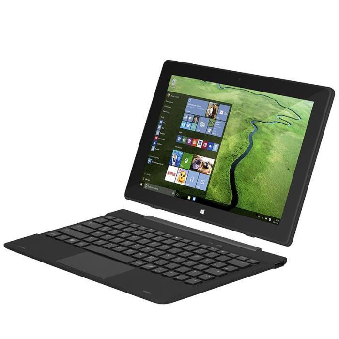 Nouveau Tekstar 10.1 pouces tablette Pc Octa Core appel téléphoniqu 2G + 64G Windows 10
