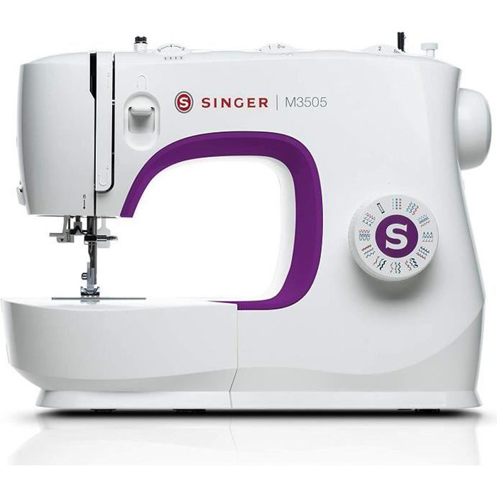 Machine à Coudre - Singer M3505 Professionnelle