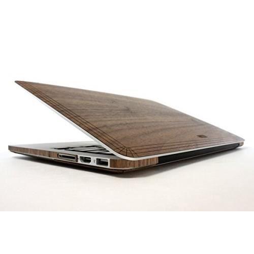 TOAST Coque de protection pour MacBook pro 13- non-rétina - Bois