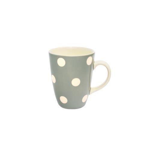 Mug pois 30 cl gris - Trend'up NEURE Gris