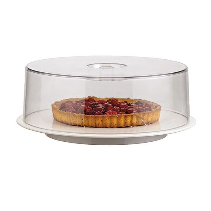 Plat à tarte avec cloche - 32 cm