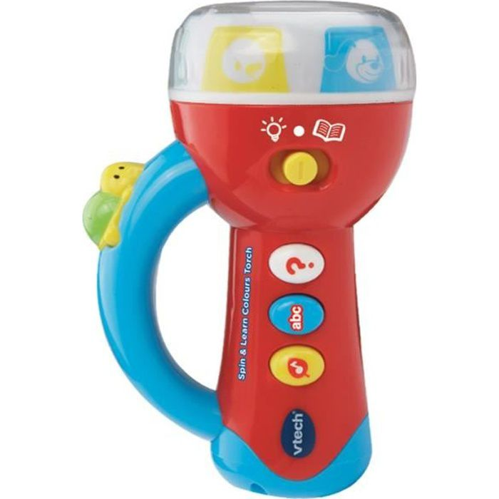 VTech Bébé Spin and Learn Couleurs Torch
