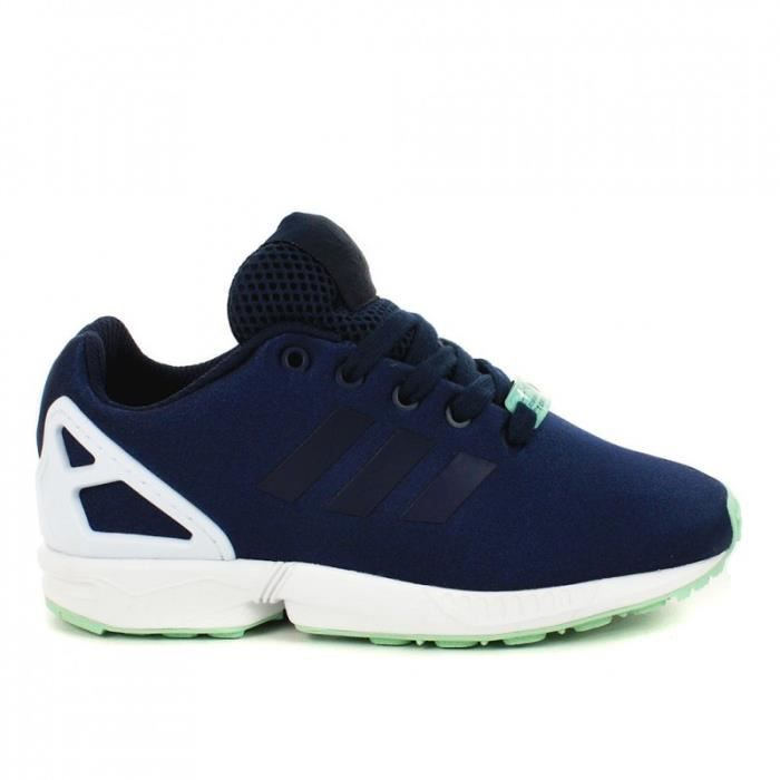 code promo 9ad08 afe24 reduced adidas zx flux vert noir e84ed f3861