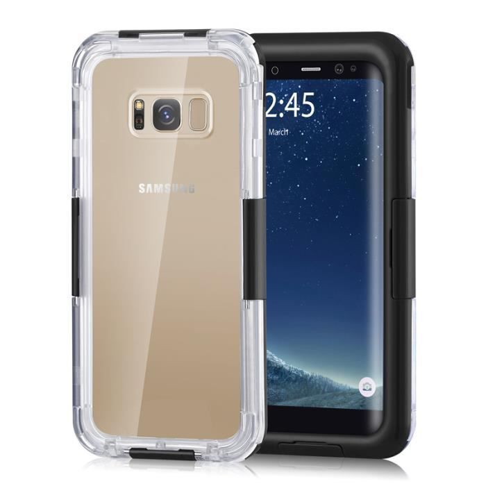 coque lifeproof samsung s8 plus