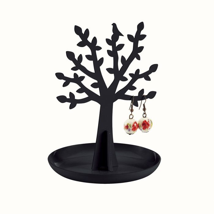 porte bijoux arbre noir de101n achat vente pr sentoir. Black Bedroom Furniture Sets. Home Design Ideas