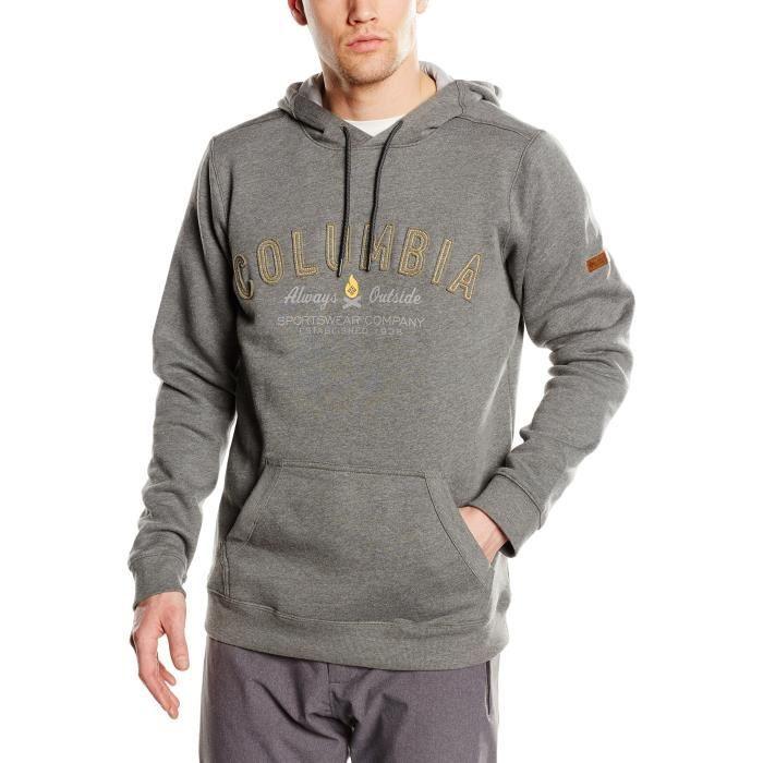 Columbia Csc Glenwood Ridge Sweat shirt à Capuche Homme