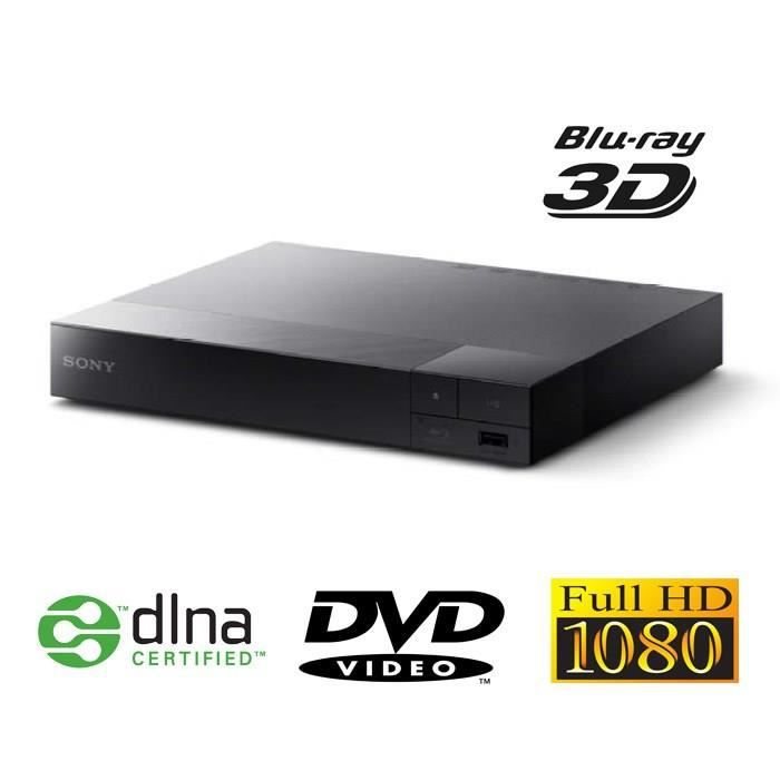 sony bdp s4500 lecteur blu ray dvd full hd 3d conn lecteur blu ray avis et prix pas cher. Black Bedroom Furniture Sets. Home Design Ideas