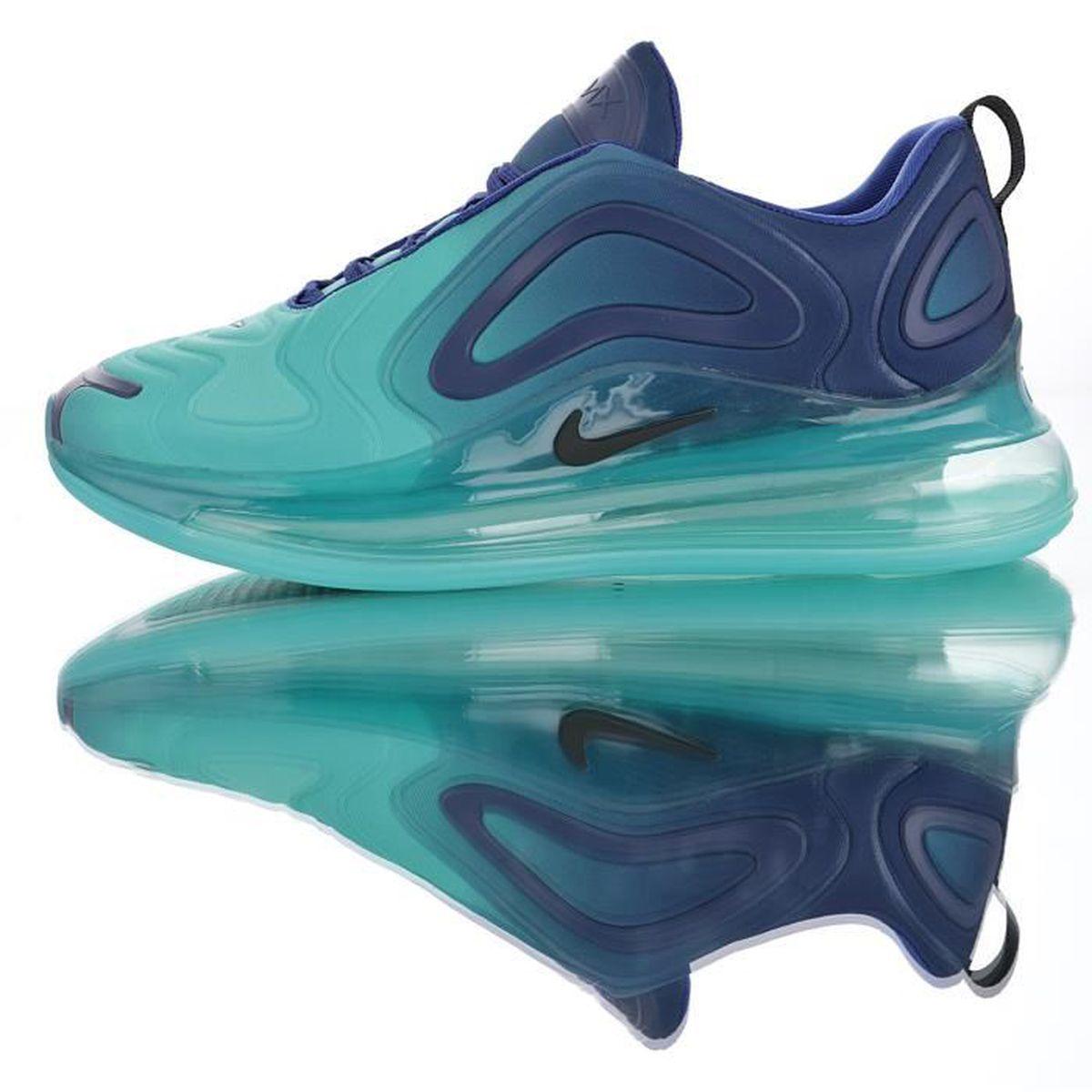 air max 720 vert et bleu
