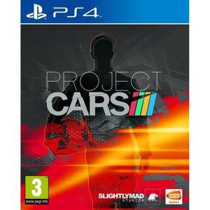JEU PS4 Project Cars Jeu PS4