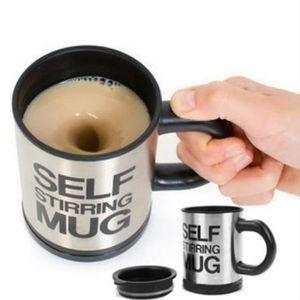 Self Stirring Mug Cup Lazy auto Travail Bureau Voiture Cadeau remuer Thé Café