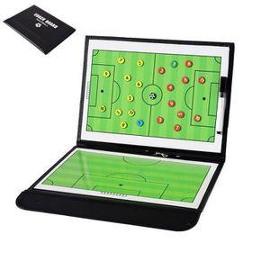 TABLEAU DE COACHING Tableau Tactique de Coaching Soccer Football Magné