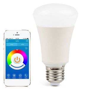 AMPOULE - LED Éclairage LED ampoule sans fil personnel intellige