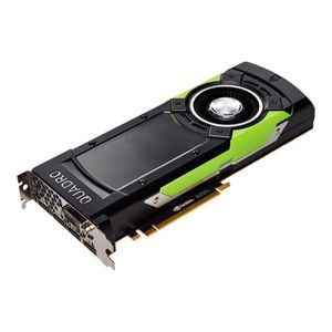 CARTE GRAPHIQUE INTERNE NVIDIA Quadro P1000 Carte graphique 1 GPUs Quadro