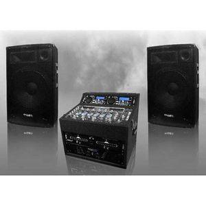 PACK SONO Pack Sono DJ complet 960 W IBIZA SOUND DJ-693
