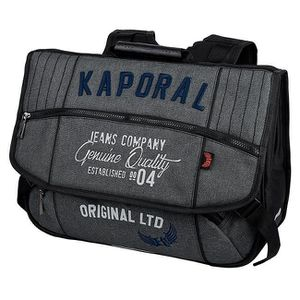 CARTABLE Cartable KAPORAL Genuine 41cm 2 compartiments