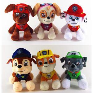 POUPON Letouch 6 pcs / lot Puppy Paw patrouille Chiens jo