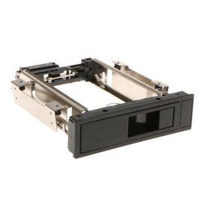 boitier rack pour disque dur 47194 3.5 mobile rack pour 1X2.5 SATA HDD DeLOCK