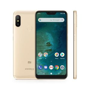 SMARTPHONE Xiaomi A2 Lite 32Go -AI -Android One- Double Camér