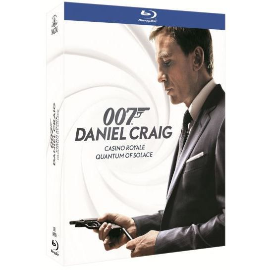 blu ray coffret james bond casino royale qu en blu ray film pas cher campbell martin. Black Bedroom Furniture Sets. Home Design Ideas