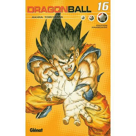 MANGA Dragon Ball Tome 16