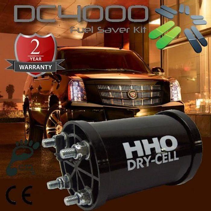 Économiseur carburant Générateur HHO Kit DC4000