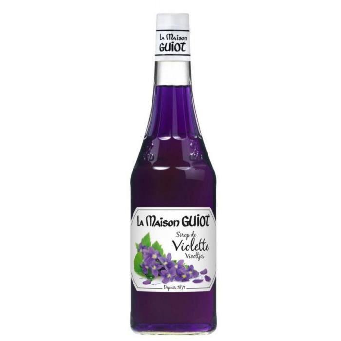 La Maison Guiot Sirop Violette 70cl
