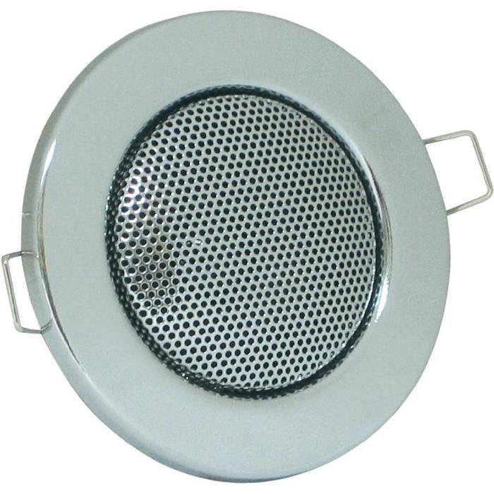 Haut-parleur à encastrer Silver