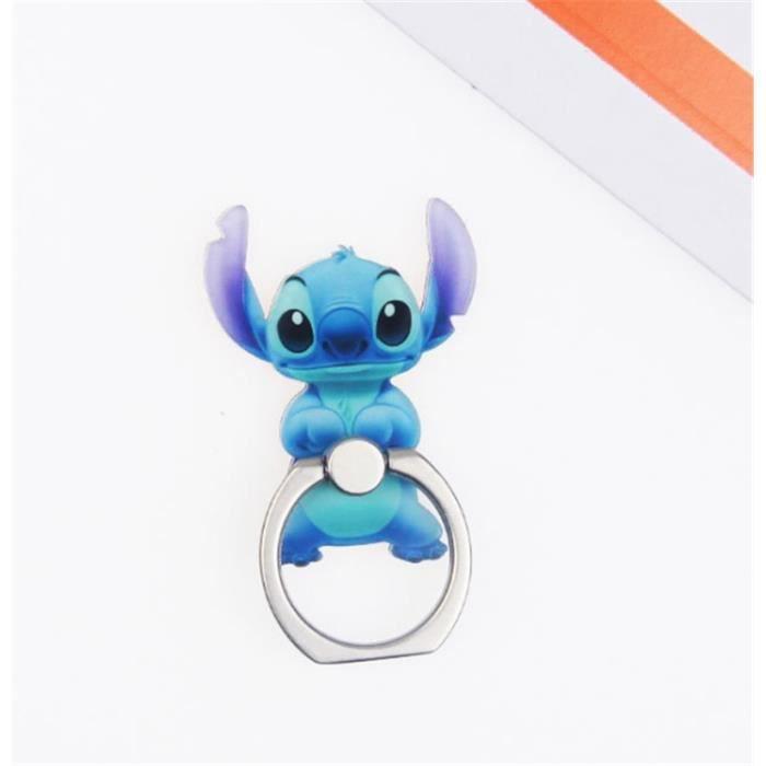 Personnage de dessin animé voiture support de téléphone portable anneau de doigt Smartphone mignon support pour animaux - Type 7